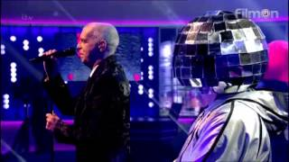 Pet Shop Boys at Jonathan Ross Show ITV1 2013-11-02