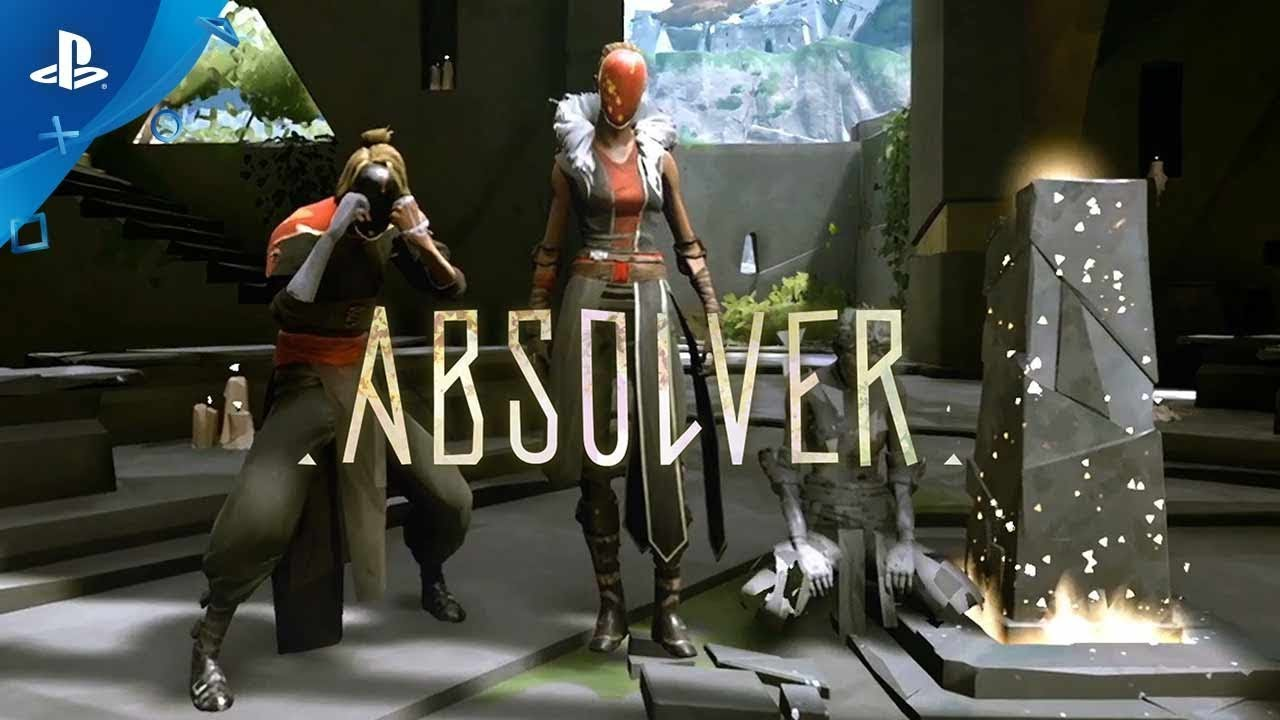 Absolver: Friends & Foes Video Details Multiplayer Combat