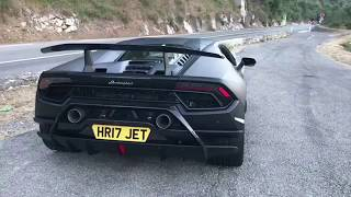 2018 lamborghini huracan performante jake paul. delighful lamborghini monaco tunnel run inside the matte black lamborghini huracan performante intended 2018 lamborghini huracan performante jake paul b