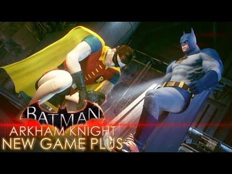 Caped Crusaders | Batman: Arkham Knight New Game Plus | Part 12