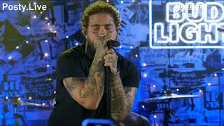 Post Malone   Wow (Live Bud Light Tour)