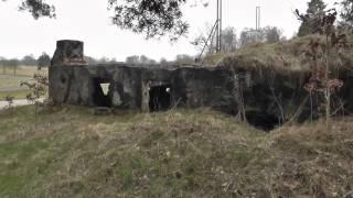 preview picture of video '[Bunker, GER] Munitionslagerhaus d. Wehrmacht auf der Großen Höhe b. Delmenhorst, 2013-04-14'