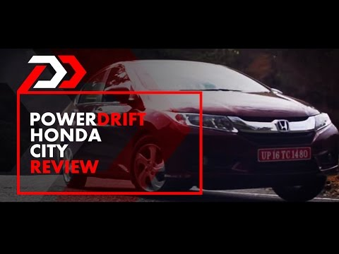 Honda City 2014 Review: PowerDrift
