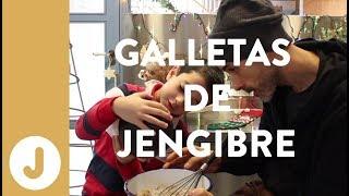 COMO HACER GALLETAS DE JENGIBRE - JUAN LLORCA