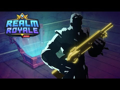 "Realm Royale - Lore Trailer - ""Fate of the Realm"" thumbnail"