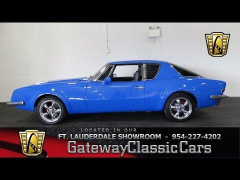 1974 Avanti Avanti II - Gateway Classic Cars Of Ft Lauderdale Stock #236