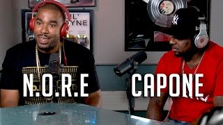 Capone & N.O.R.E speak on why they think Meek Mill hasn't responded to Drake + new album!
