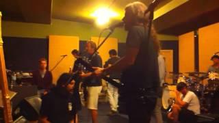 Another rehearsal space/Myrrh/The Church Band