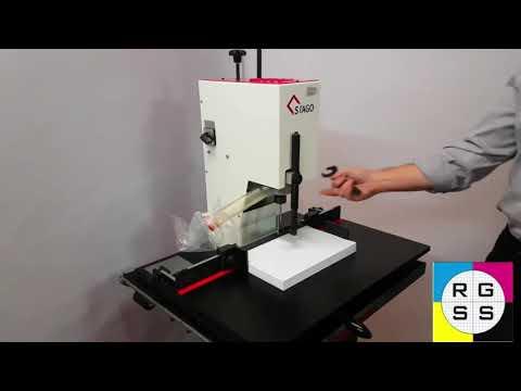 PB 1000 Paper Drilling Machine