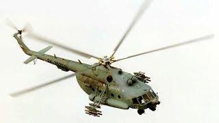 Многоцелевой вертолёт   Ми 8