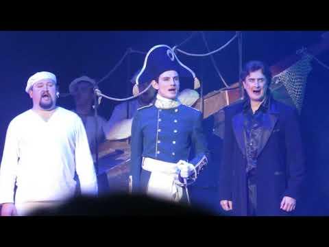 """Песня моряков """"Авось"""" (мюзикл """"Юнона и Авось"""")"""