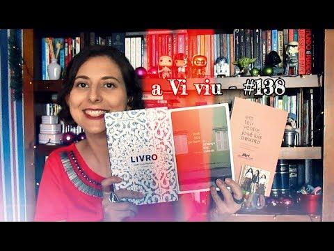 aViviu #138 - Livro + A Criança em Ruínas + Em Teu Ventre