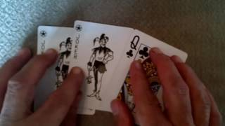 LEARN TO CHEAT AT STRIP POKER