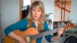 Bratříčku, zavírej vrátka - ukázka lekce kytary