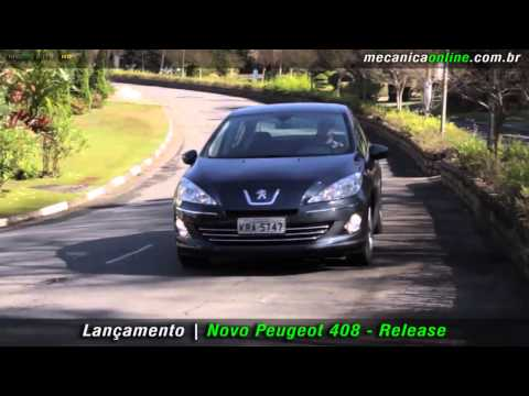 Novo Peugeot 408 2014