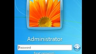 How to hack windows7 password (hindi)