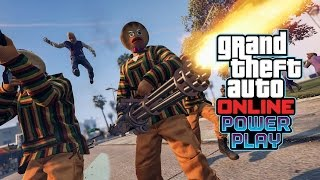 GTA Online: New Power Play Adversary Mode - Trailer