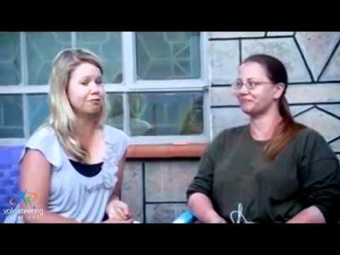 Volunteering in Nairobi Kenya with Volunteering Solutions