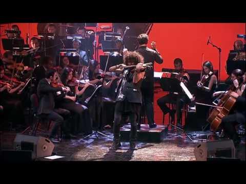 Sublime Interpretación Del Violinista Ara Malikian