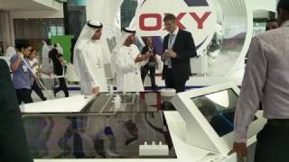 Al Reyadah Oil Corporation World Future Energy Summit 2017