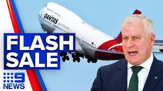 More than a hundred thousand cheap airfares sold | 9 News Australia