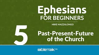 Past-Present-Future of the Church