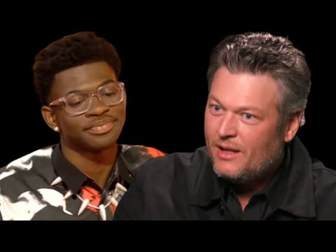 Blake Shelton Responds To Feud Rumors With Lil Nas X