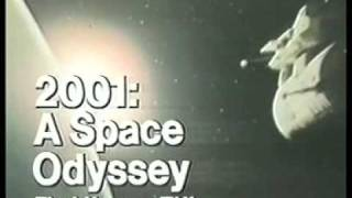 2001: A Space Odyssey (1968) Video