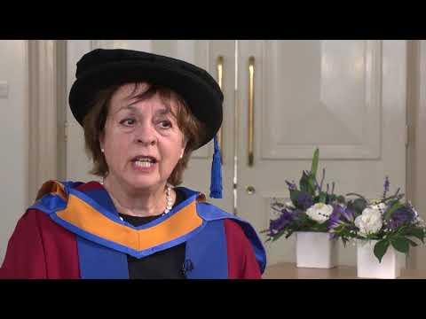 Video thumbnail of Frances Crook OBE