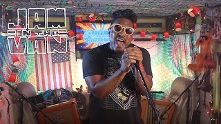 "JOHNNY POLYGON -  ""Love Sick""  (Live at Base Camp in Coachella Valley, CA 2016) #JAMINTHEVAN"