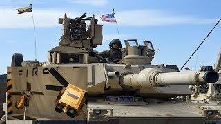 Немного о Маске и американских танках на границе