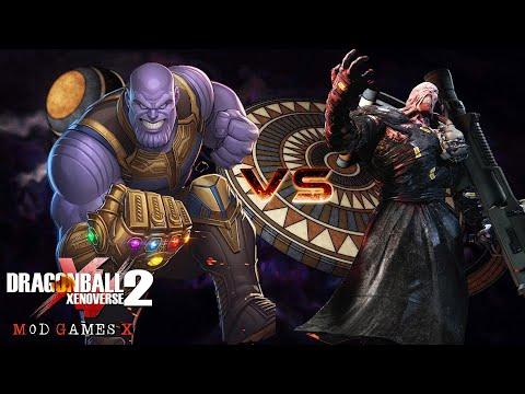 DRAGON BALL XENOVERSE 2 - Nemesis VS Thanos