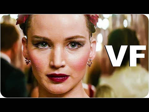 RED SPARROW Bande Annonce VF (Nouvelle // 2018)