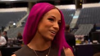Sasha Banks on why Eddie Guerrero is her biggest inspiration - Video Youtube