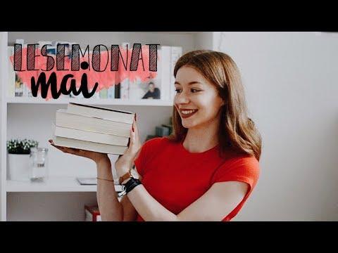 LESEMONAT Mai 2018! // Vicious Love, Humor & das schlechteste Buch ever // katharia