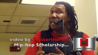 Krs One - Scholarship