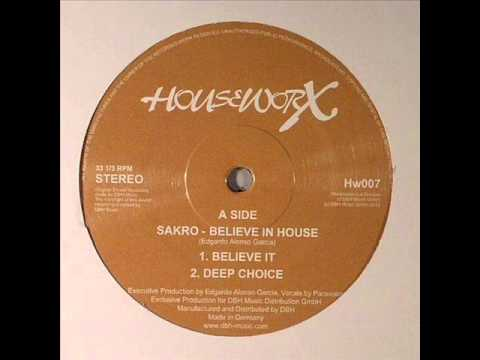 Sakro feat. Paravoice - Deep Choice