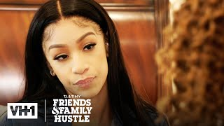 Deyjah Feels Uncomfortable Confronting Her Father | T.I. & Tiny: Friends & Family Hustle