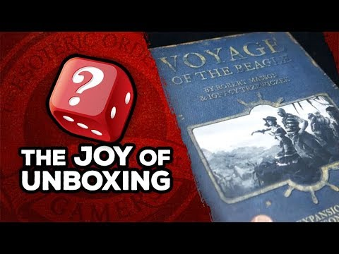 The Joy of Unboxing: Voyage of the Beagle
