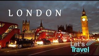 London - City Tour 2017 (4K) | Lets Travel