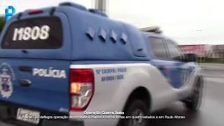 Operação Guerra Justa: Polícia Civil deflagra operação de combate à roubos a carros fortes em quatro estados e em Paulo Afonso
