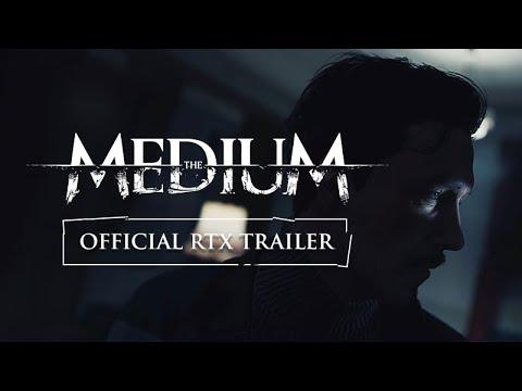 Official RTX Trailer de The Medium