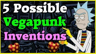 5 Possible Vegapunk Inventions! - One Piece Discussion