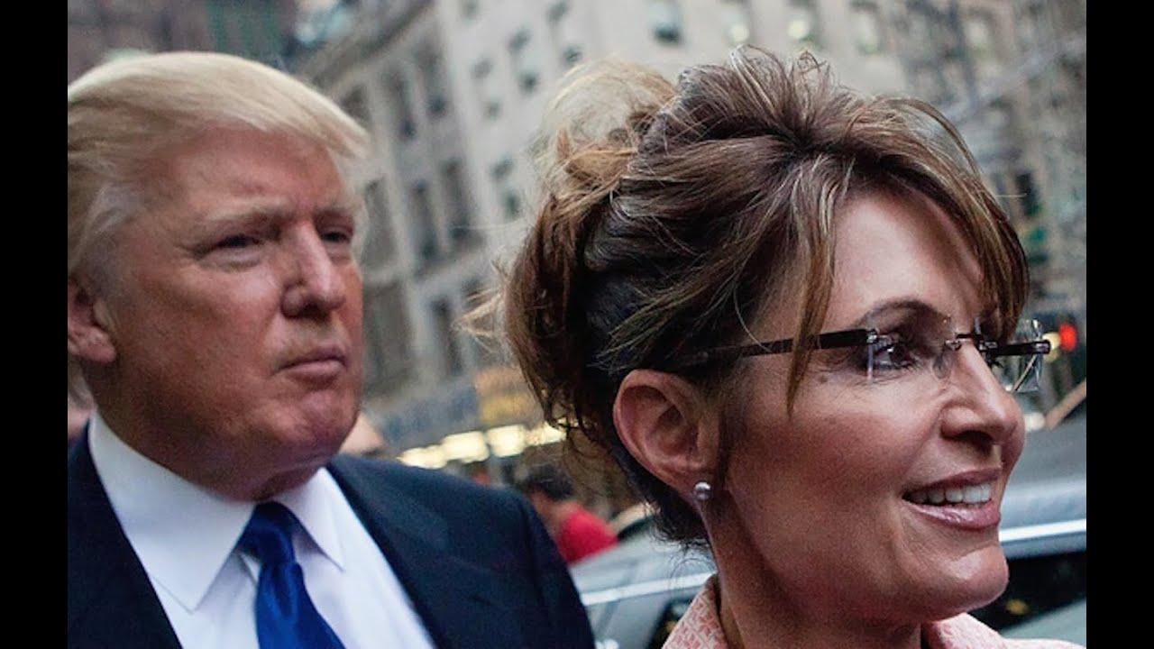 Sarah Palin Endorses Donald Trump thumbnail