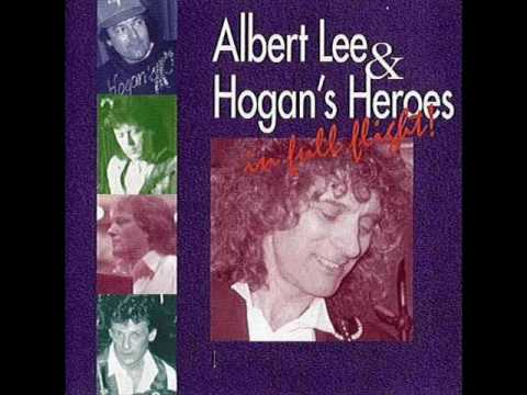 Albert Lee Country Boy Recording