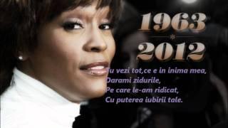 Whitney Houston-I have nothing...(versuri romana)