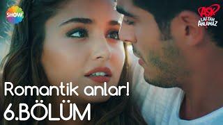 Aşk Laftan Anlamaz 6.Bölüm | Murat Ve Hayat Romantik Anlar! (Sezen Aksu - Şanıma İnanma)