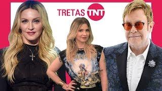 MADONNA X ELTON JOHN: ERA UMA VEZ UMA TRETA SEM TWITTER | Tretas TNT