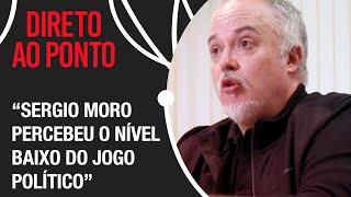 Carlos Fernando: Moro foi enganado pelo projeto do governo Bolsonaro