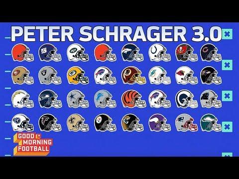 2018 Mock Draft & Analysis   Peter Schrager 3.0   NFL Network